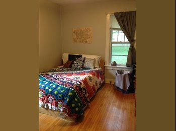 One or Two Rooms Available in Charming Four-bedroom House
