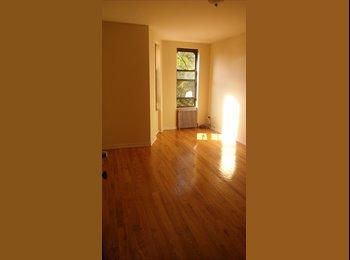 1 Room @ Renovated 2 bdrm w/Private Entrance @DeKalb LTrain...