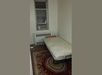 EasyRoommate US - ROOM FOR RENT IN PRIME LOCATION  SHORT TERM LOANS TERMS ARE WELCOME  - Forest Hills, New York City - $650 /mo