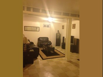 1 Room For Rent in 2 Bedroom  Apartment