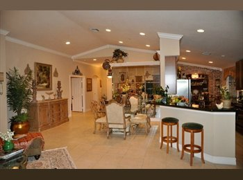EasyRoommate US - Tuscan style home - Boynton Beach, Ft Lauderdale Area - $900 /mo