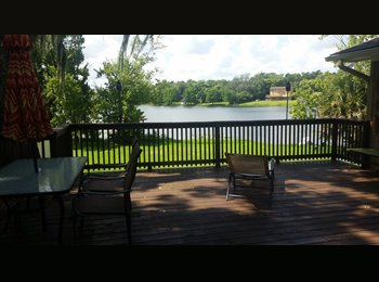EasyRoommate US - Room for rent in lake house Altamonte - Seminole County, Orlando Area - $500 /mo