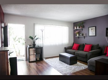 Furnished Living Room in Gorgeous 1BD Vintage NoHo...