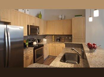 EasyRoommate US - Fantastic Atlantic Station Apartment  - Midtown, Atlanta - $877 /mo