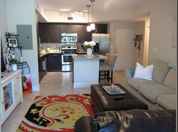 EasyRoommate US - West Delray Luxury Apartment - Delray Beach, Ft Lauderdale Area - $800 /mo