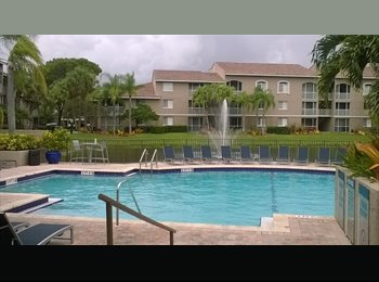 EasyRoommate US - Nicee Room Pembroke Pines - Miami/FL - West Miami, Miami - $650 /mo