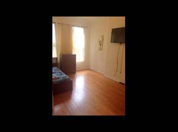EXTRA LARGE FULLY FURNISHED ROOM