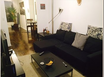 EasyRoommate US - Amazing East Village apartment available Oct 1st - East Village, New York City - $1,875 /mo