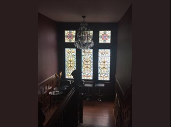EasyRoommate US - Room for rent in a large apartment room can be furnished - Plainfield, Central Jersey - $750 /mo