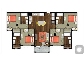 EasyRoommate US - Millennium Apartments - Norman, Norman - $499 /mo