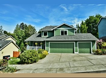 Two rooms available in Port Orchard!