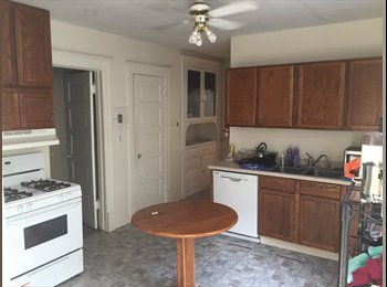 EasyRoommate US - 600/mo. Logan Square 3BR w/ in-unit Washer/Dryer  - Logan Square, Chicago - $600 /mo