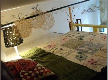 EasyRoommate US - Bright Loft like tree house in apt - Clinton Hill, New York City - $1,049 /mo