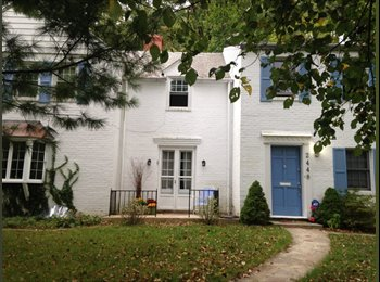 EasyRoommate US - Beautiful Historical Dickeyville (Baltimore) Home - Western, Baltimore - $850 /mo