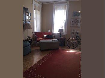 EasyRoommate US - Great Brady street 2 bedroom home  - East Side, Milwaukee Area - $450 /mo