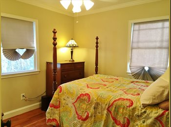 EasyRoommate US - Bright, charming fully furnished room for rent near Duke University/9th St - $625/month (utilities i - Durham, Durham - $625 /mo