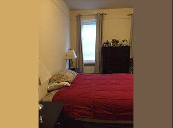 EasyRoommate US - Apartment Share - your own very large bedroom with door and lock - Forest Hills, New York City - $850 /mo