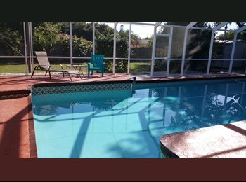 EasyRoommate US - Furnished Room for Rent Walking Distance to SCF, IMG and short drive to UCF, Bradenton, FL - Bradenton, Other-Florida - $700 /mo