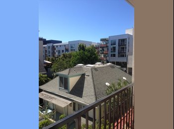 EasyRoommate US - Spacious 1BR in the heart of Santa Monica  - Santa Monica, Los Angeles - $1,000 /mo