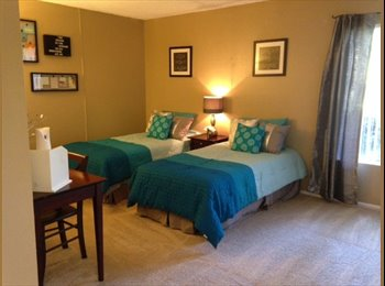 EasyRoommate US - PRIVATE ROOM AND BATHROOM FOR RENT - Riverside, Southeast California - $750 /mo