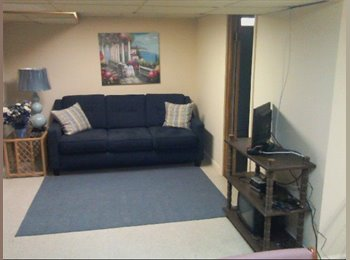 EasyRoommate US - Beautiful Basement Apartment - Dearborn/Dearborn Heights, Detroit Area - $475 /mo
