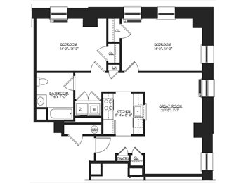 EasyRoommate US - Roommate needed in LUXURY Apartment--New Brunswick, NJ - New Brunswick, Central Jersey - $978 /mo