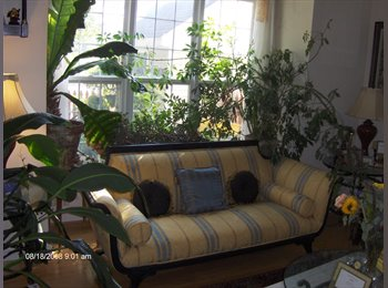 Large Completely furnished Room 22ft by 11 ft