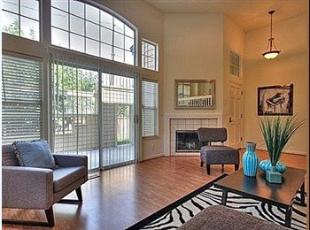 2 big F/F bedrooms and 1 full bathroom available in...