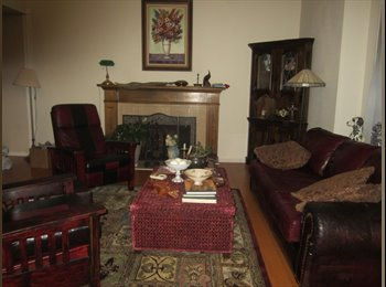 Nice Private Room with shared full Bath- Tons of Storage!!