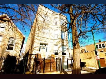 EasyRoommate US - Looking to sublet? Bucktown is calling your name.  - Logan Square, Chicago - $847 /mo