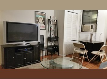 1BR available in 2BR/1BA in Yorkville starting Dec. 1st