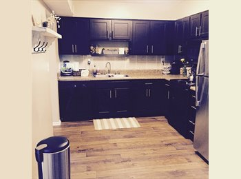 7 month lease, very nice all updated apartment, nice area.
