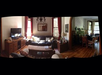 Roommate wanted in Logan Square - Nov. 1st, $850 (incl...