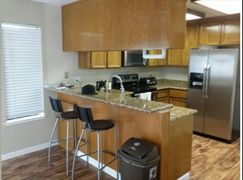 EasyRoommate US - Share 3 Bedroom Townhouse in Newark - Fremont, San Jose Area - $800 /mo