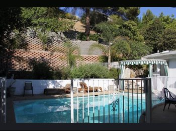 short term/ share a room in THE HILLS