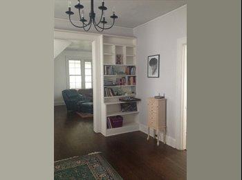 EasyRoommate US - Spacious, sunlit apartment in Ghent - Norfolk, Norfolk - $600 /mo