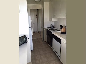 6 month FURNISHED Brentwood 1 BR in a Luxury 2 BR Apartment