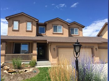 EasyRoommate US - Two Rooms available in Pine Creek. $625 each, utilities included - Colorado Springs, Colorado Springs - $625 /mo
