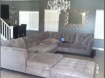EasyRoommate US - Beautiful Decorated Fully Furnished super clean house - Spring Valley, Las Vegas - $550 /mo