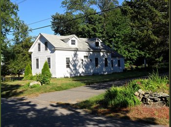 Lovely renovated 1820 farmhouse on 3/4 acre to share