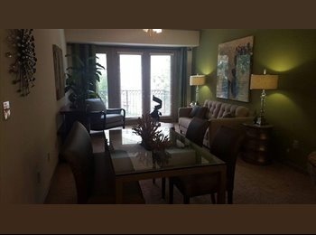 couple looking for the right roomie