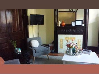 Huge room in beautiful renovated house