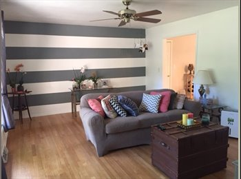 EasyRoommate US - Roommate wanted in 3 bedroom ranch on beautiful wooded lot! - Marion, Indianapolis Area - $600 /mo