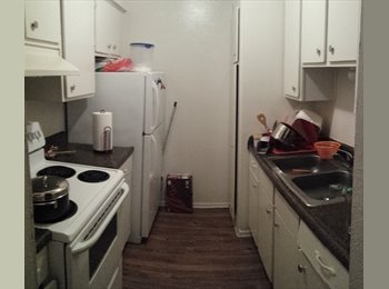 EasyRoommate US - Renting a furnished room out of a 1 bedroom apartment - East Dallas, Dallas - $350 /mo