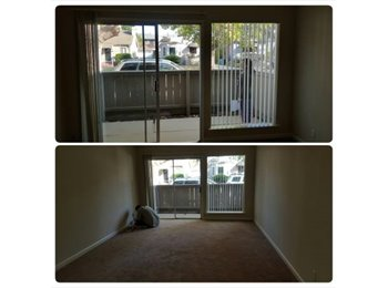 EasyRoommate US -  $1350 Roommate needed 2bd/1 Bath $1350 downtown san mateo  - San Mateo County, San Jose Area - $1,350 /mo