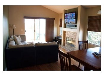 EasyRoommate US - Private Bed and Bath in Pacific Beach Apartment - Pacific Beach, San Diego - $1,200 /mo