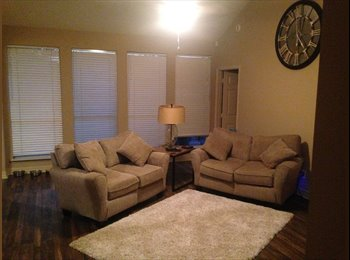EasyRoommate US - Cypress, Texas. 2600 Square Feet Golf Course Community - Copperfield, Houston - $850 /mo