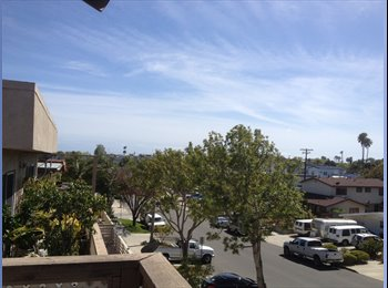EasyRoommate US - awesome place 5 mins from the beach and 2 mins from the harbor  - Dana Point, Orange County - $700 /mo