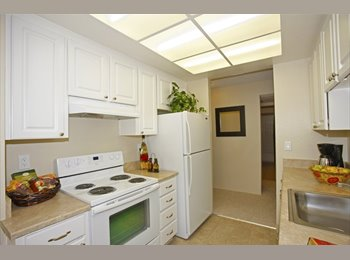 I have two 2 rooms - 1 large private bedroom & Large...