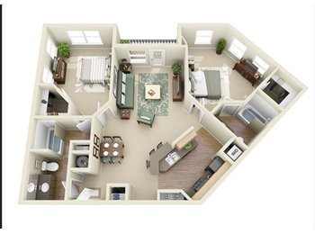 Looking for a female roommate - 2BR/2BR -...